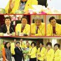 泰中和统会总会一行拜会国台办 陈元丰副主任接见