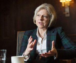 """英国首相将于下周宣布""""脱欧""""方案"""