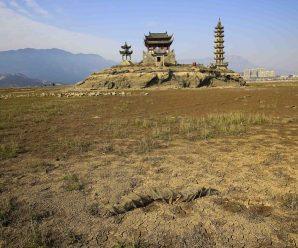 美媒:中国最大淡水湖正在缩小,只靠大坝或救不了它