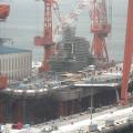 """港媒:""""048航母工程""""曝光 中国建国百年将有10艘"""