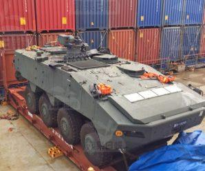 英媒:李显龙致函梁振英索要被扣装甲车
