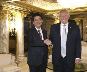 日美将商谈双边自贸协定 日本或作出更大让步