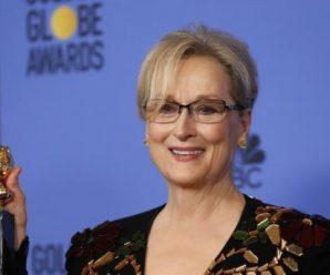 特朗普遭好莱坞老牌女星炮轰 回应:希拉里的走狗