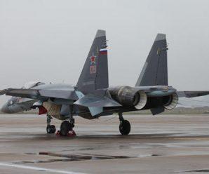 台媒:俄售华苏-35战机焊死发动机 防技术被仿制