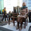 日本驻韩大使今日回国 抗议釜山立慰安妇铜像