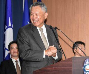 国民党首席副主席辞职 洪秀柱与其长谈1小时挽留