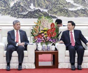 马来西亚副总理:已遣返28名中国籍涉恐人员