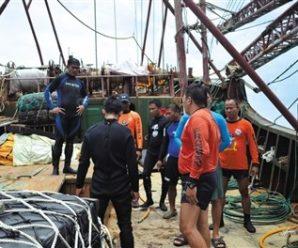 菲媒:12名中国渔民在菲获判无罪 本周五被遣返