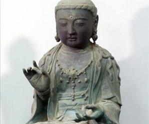 日佛像失窃流入韩国 韩法院:系韩国文物,不用还