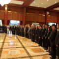 泰华各主要社团代表前往中国驻泰使馆向大使拜年