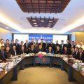 泰国统促会举行第八届换届选举大会