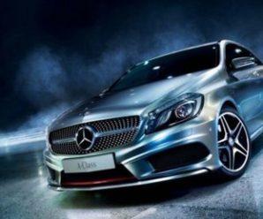 奔驰超越宝马成为全球最大豪华车生产商