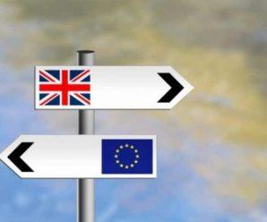 外媒:英国拟脱离欧盟单一市场与关税联盟
