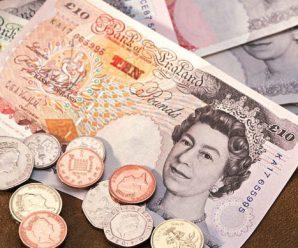 """""""硬脱欧""""引发市场担忧 英镑跌至三月来新低"""