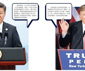 国家主席习近平同美国总统特朗普通电话