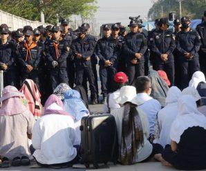 4000余警员攻破法身寺 探玛察唷匿迹