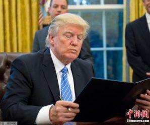川普汇率操纵论被指信口开河 对华政策被批是纸老虎