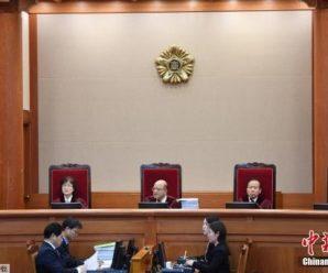 韩国总理未批准延长调查时间 亲信门独检组面临解散