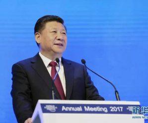 习近平拿出打开世界经济增长和发展瓶颈的钥匙