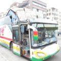 赴台陆客团车祸21伤 高雄市:协助旅客安全返陆