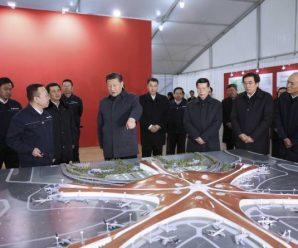 习近平:抓好城市规划建设 办好北京冬奥会