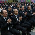 泰国统促会同仁及各泰华侨联参加李桂雄之母丧礼