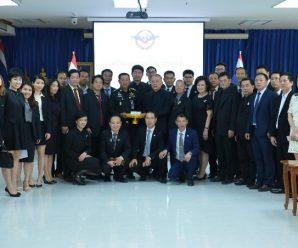 泰国军方与泰国统促会联合发起向泰南受灾群众捐款行动