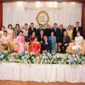泰国统促会王志民会长及夫人王林怡珠主持族亲王锡海婚礼