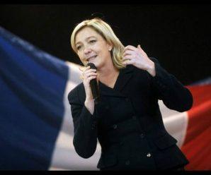 意大利前总理:勒庞若赢得法国大选 欧盟就完了