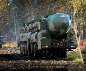 俄军演习出动45枚洲际导弹 威慑美军萨德入韩