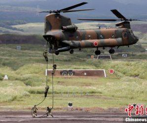 日本国会通过2017年度史上最高防卫费针对中朝