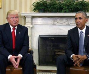 特朗普要求国会调查奥巴马政府是否滥用调查权