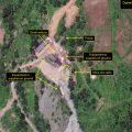 美国卫星发现丰溪里异动 朝鲜将再次进行核试验?