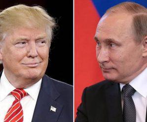 普京可能在7月汉堡G20峰会期间会晤特朗普