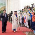 习近平春季外交进行时:十二天七会外国政要