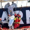 外媒:两艘难民船在地中海沉没 约250人遇难