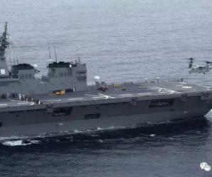日本军方这一大动作 又要在钓鱼岛搞事?