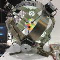 德国一机器人0.637秒破解魔方 打破世界纪录