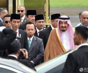 大手笔!沙特为中国砸百亿美元马尔代夫购礁?