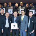 """泰国统促会捐助""""Yaowaraj Safty Zone""""项目获政府表彰"""