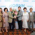 泰国统促会王志民会长出席Nornn.com新闻发布会