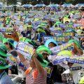 """韩国星州民众举行第235次反""""萨德""""烛光集会"""