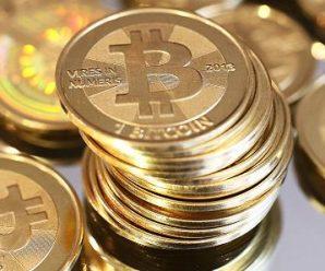 1枚比特币现在比1盎司黄金还贵