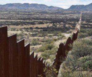 """300家公司为修建特朗普的美墨""""边境墙""""排起长队"""
