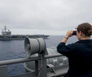 俄媒批美政客支招干涉南海:没啥用只会激怒中国