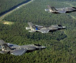 """F-35B战机已影响半岛局势 美军尚未使出""""杀手锏"""""""