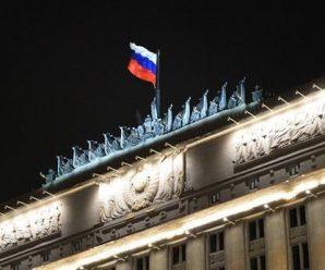 俄国防部召见美武官 宣布关闭两国协定的国防热线