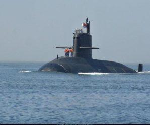 俄媒:中国打造新一代静音潜艇 技术落后美俄