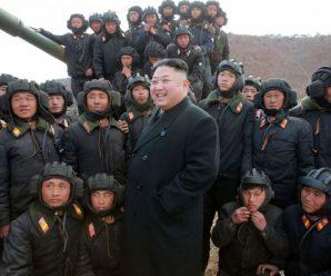 朝鲜强烈谴责美国空袭叙利亚 称不会被吓倒