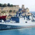 美媒:俄罗斯战舰正在驶向攻击叙利亚的美国战舰